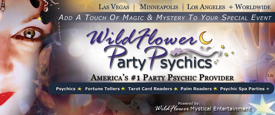 WildFlower Party Psychics